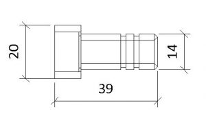 adaptador cobre multicapa