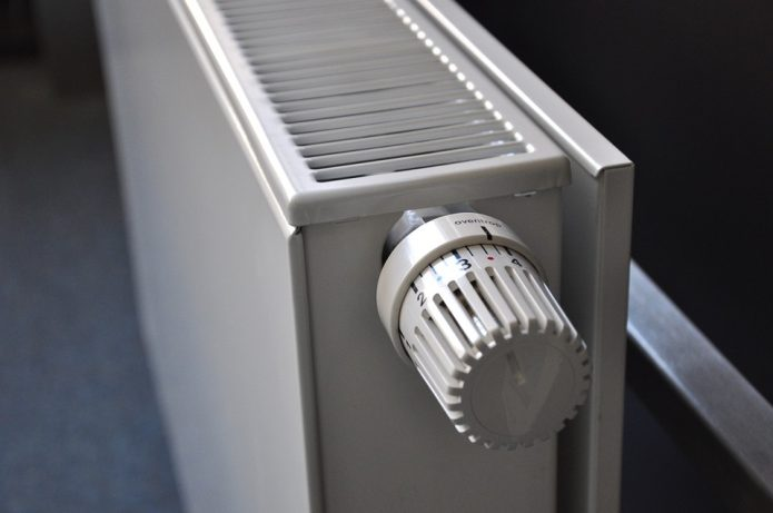 radiador tradicional